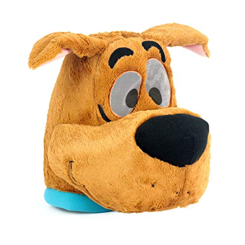 Maskimals Plush Head Halloween Costume, Scooby Doo]()