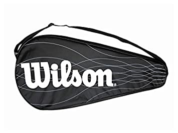 Wilson Performance Racket Cover for one Tennisracket Cover Performance