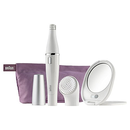 Braun ALL NEW Micro-Oscillation Facial Epilator and Clean...