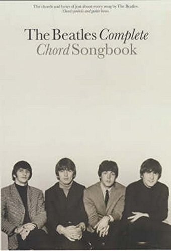 Download The Beatles Complete Chord Songbook ebook