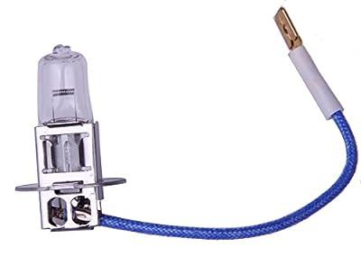MOTORTOGO White Low Beam Headlight Halogen HID Bulb for 2000 POLARIS ATV UTV TRAIL BLAZER 250