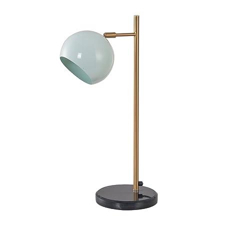 Shubiao Temas creativos Simples lámpara de Mesa Personalidad ...