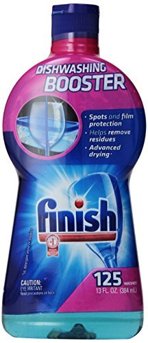 Finish Dishwashing Booster Drying, 13 fl oz (Pack of 6) by Jet Dry