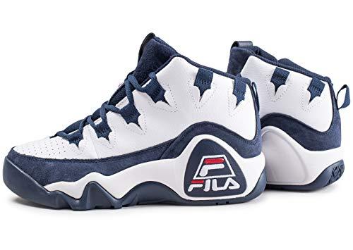 Sneakers dress 98f 1010491 White Uomo Blue 98f Fila 95 Zgwfqwa