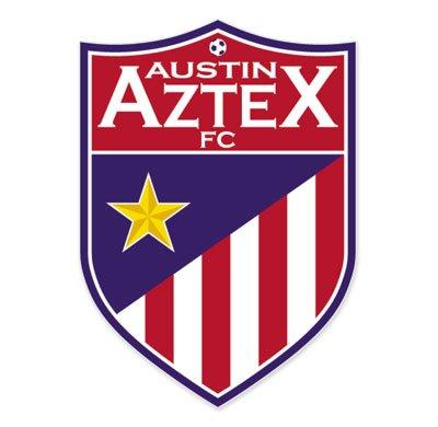 Austin Aztex FC - United States Football Soccer Futbol - Car Sticker - 6