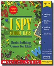 (I Spy School Days)