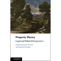 Property Theory: Legal and Political Perspectives