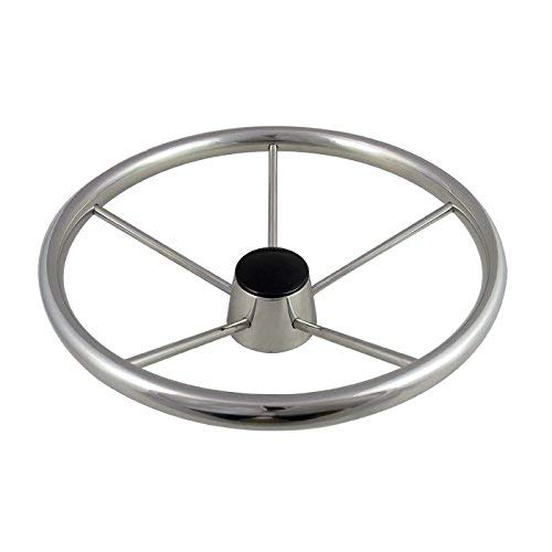White Water Heavy Duty Destroyer Wheel (7402PC10-15-1/2'' Dia, 10°) by White Water