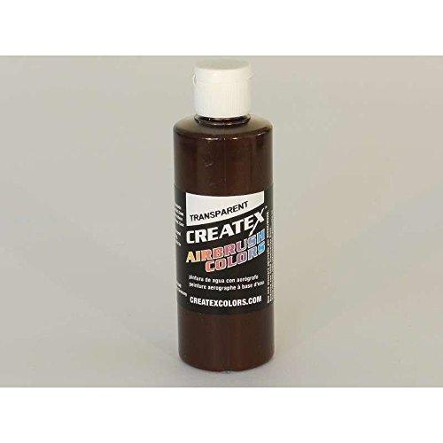 Createx Airbrush Colors transparent dark brown 4 - Transparent Brown