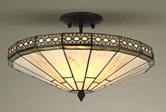 Home Supplies Tiffany - Plafón de techo
