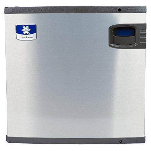 - Manitowoc IY0324A-161 Indigo Series Ice Cube Machine, Air Cooled, Half Dice, 115V/60 Hz/1