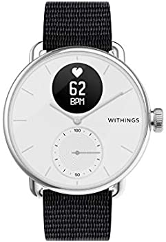 Steel HR Sport Steel Move Withings Recycled Woven PET Wristbands for Steel HR and ScanWatch Move ECG