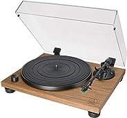 Toca-discos Audio-Technica de Vinil USB AT-LPW40WN Audio-Technica Toca Discos De Vinil Usb At-Lpw40Wn, Marrom