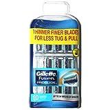 Gillette Fusion Proglide rakblad, 10 stycken