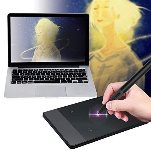 Huion 420 Pen Tablet 4-by-2.23 Graphics Drawing Tablet for Windows and Mac