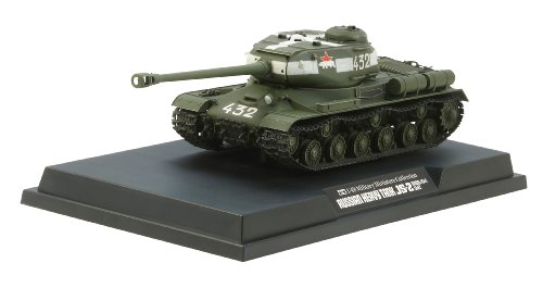 o.52 Soviet Heavy Tank JS-2 1944 model year ChKz (Painted) 26 552 (48 Mm Collection)