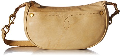Frye FRYE Campus Small Rivet Crossbody Leather Handbag,