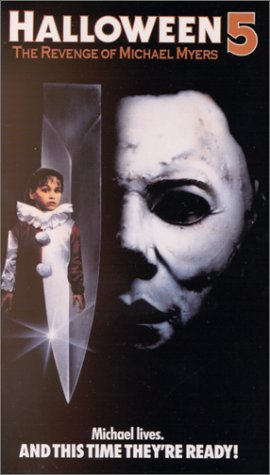 Halloween 5 - The Revenge of Michael Myers [VHS] -