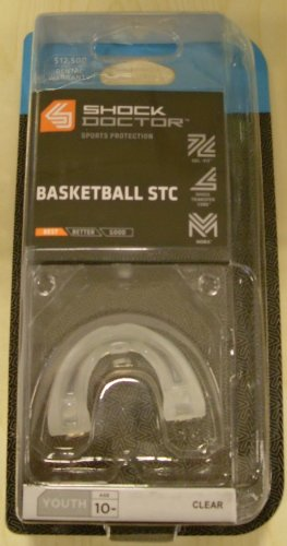 (Shock Doctor Basketball STC Mouthguard - Youth (ages 10 and under))