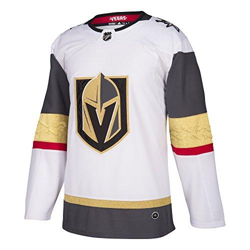 adidas Las Vegas Golden Knights NHL Men's Climalite Authentic Away Hockey Jersey