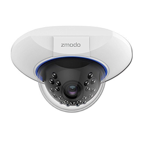 720P HD Indoor IP sPoE Dome Network Camera ZM-SS76D001-S
