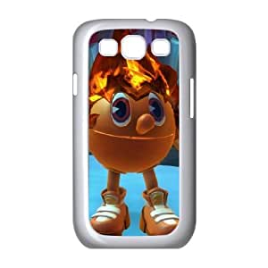 Samsung Galaxy S3 9300 Cell Phone Case White PAC MAN and the Ghostly Adventures OJ477129