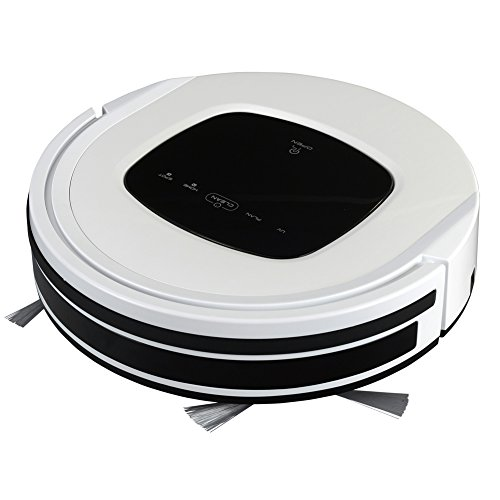 Smad Robotic Vacuum Cleaner Floor Cleaner for Pet Hair with Wet and Dry Mop