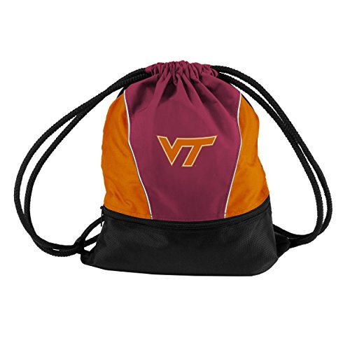 (Logo Brands NCAA Virginia Tech Hokies Sprint Pack, Small, Team Color)