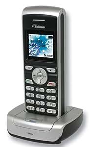 DeTeWe BeeTel 670c, teléfono inalámbrico con pantalla a color con base de carga para BeeTel 6xx