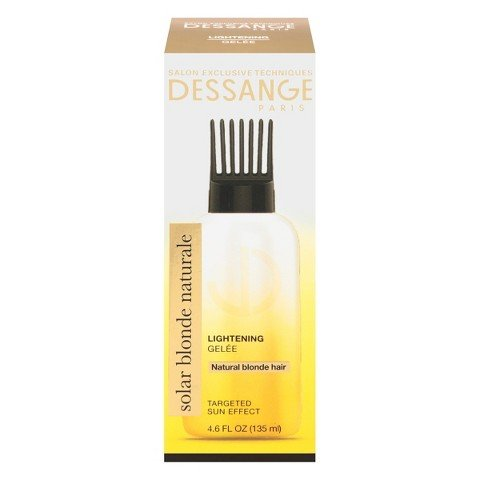 Treatment Lightening (Dessange Solar Blonde Naturale Lightening Gelee Treatment - 4.6 oz. Natural Hair Sun Effect Gel)