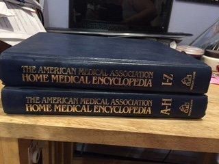 The American Medical Association Home Medical Encyclopedia: An A-Z Reference Guide to over 5000 Medical Terms (Volume ON