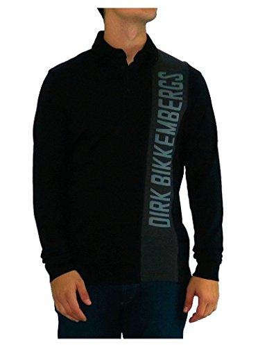 bikkembergs-polo-dirk-bikkembergs-black-grey-logo-m-black