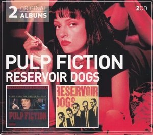 2 for 1:(Sc) Pulp Fiction/Reservoir by Ost (2013-01-01)