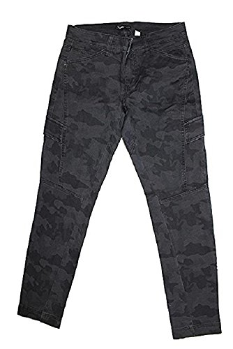 Supplies by Union Bay Womens Skinny Ankle Jeans (8, Black Camo) ()