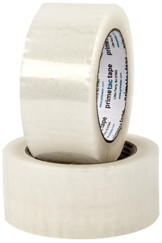 Pratt Plus 420 Industrial Commercial Standard Acrylic Tape, 2.1 mil Thick, 55 yds Length x 2