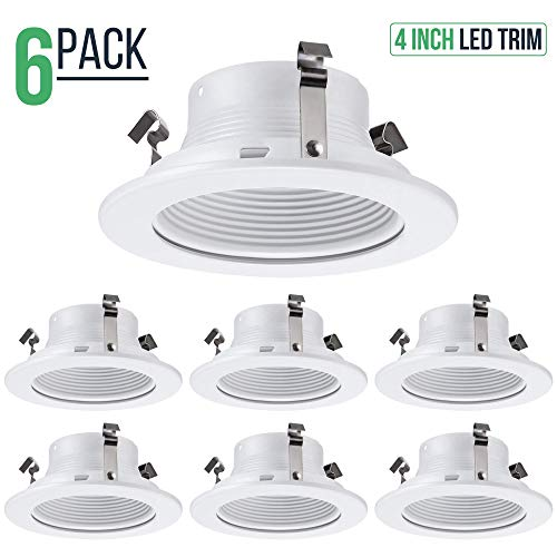 Juno 4 Inch Led Recessed Lighting in US - 5