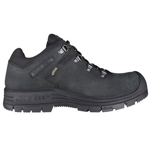 Solid Gear sg7500347Scarpe di sicurezza Alpha GTX dimensioni 47Nero
