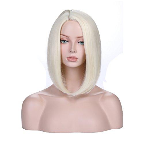 Top 10 recommendation platinum blonde bob wig 2019