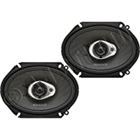 Kenwood KFC-C6893PS 6x 8 3-way car speakers