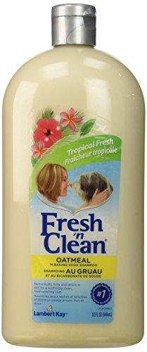 PetAg Fresh 'n Clean Oatmeal 'n Baking Soda Shampoo, 32 - Lambert Shampoo Kay Dog