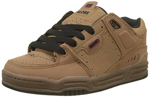 Globe Tobacco Brown-Gum Fusion Shoe (US 11, Brown) -