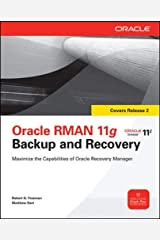 Oracle Rman 11g Backup and Recovery (Oracle Press) Paperback