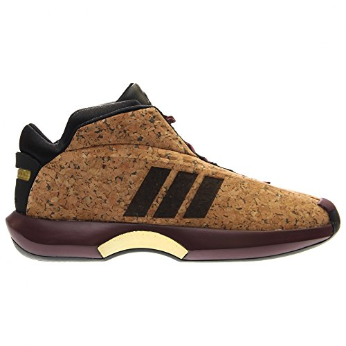 Adidas Crazy 1 Marrone / Nero / Oro Opaco