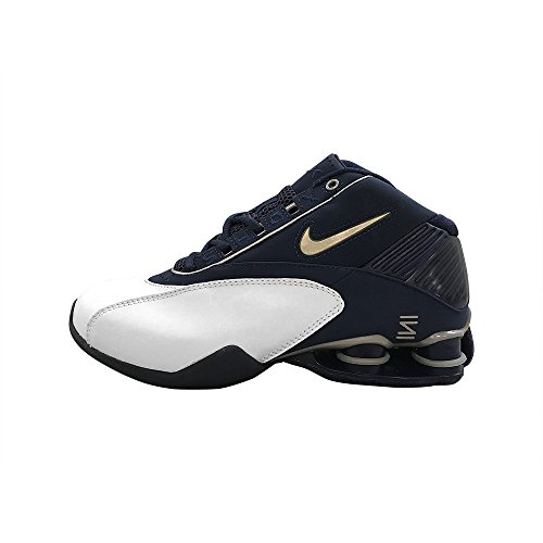 - NIKE Boys Shox Status Big Kid's/Junior's Basketball Sneakers, 307149-401 sz 5.5