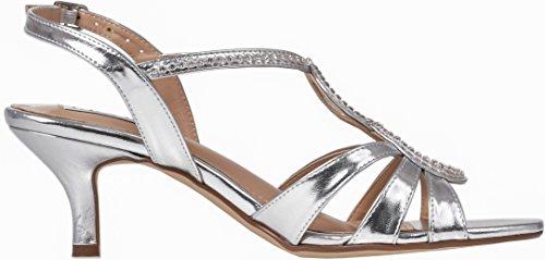 Lexus Femme Pour Sandales u P Silver qRF0azRwx