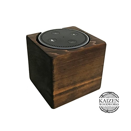 echo-dot-wood-stand-espresso-4x4x4-distressed-rustic-amazon-alexa-stand-handmade-in-usa-fits-echo-do