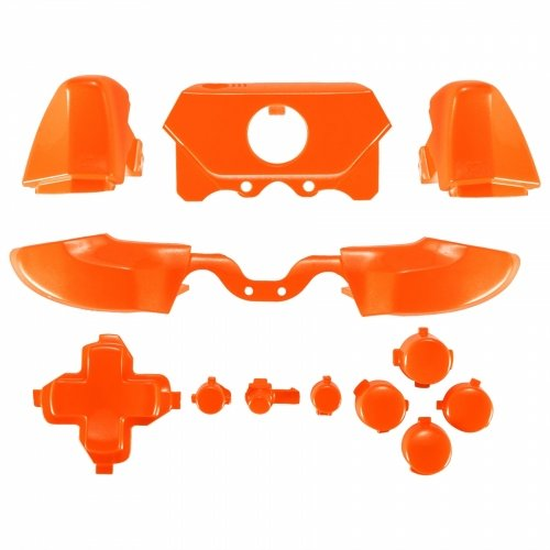 ModFreakz™ Full Button Set Polished Orange For Xbox One Model 1697 Controllers