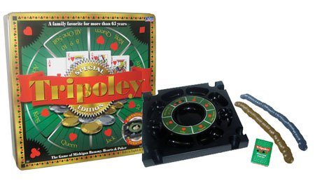 - Tripoley Special Edition with Turn Table