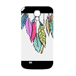 Fantasy Dreamcatcher Phone Case Black Hard Plastic Case Cover For Samsung Galaxy S4,Dreamcatcher Samsung Galaxy S4 Phone Case