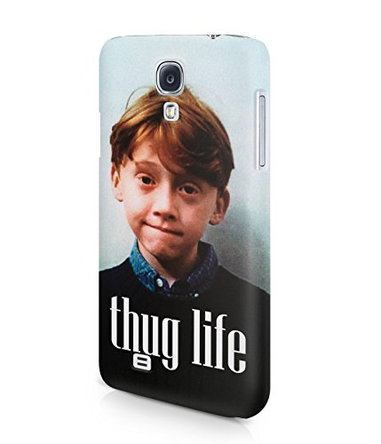 Ron Weasley Thug Life Plastic Snap-On Case Cover Shell For Samsung Galaxy S4